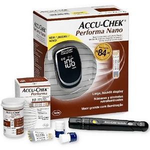 1.Roche Accu-Chek Performa Nano