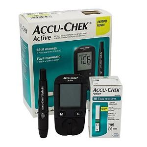 2.Accu-Chek Active